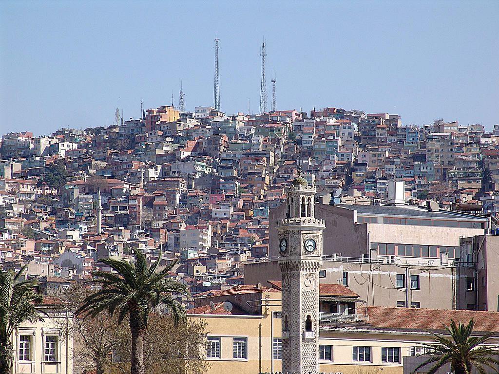 города измир фото