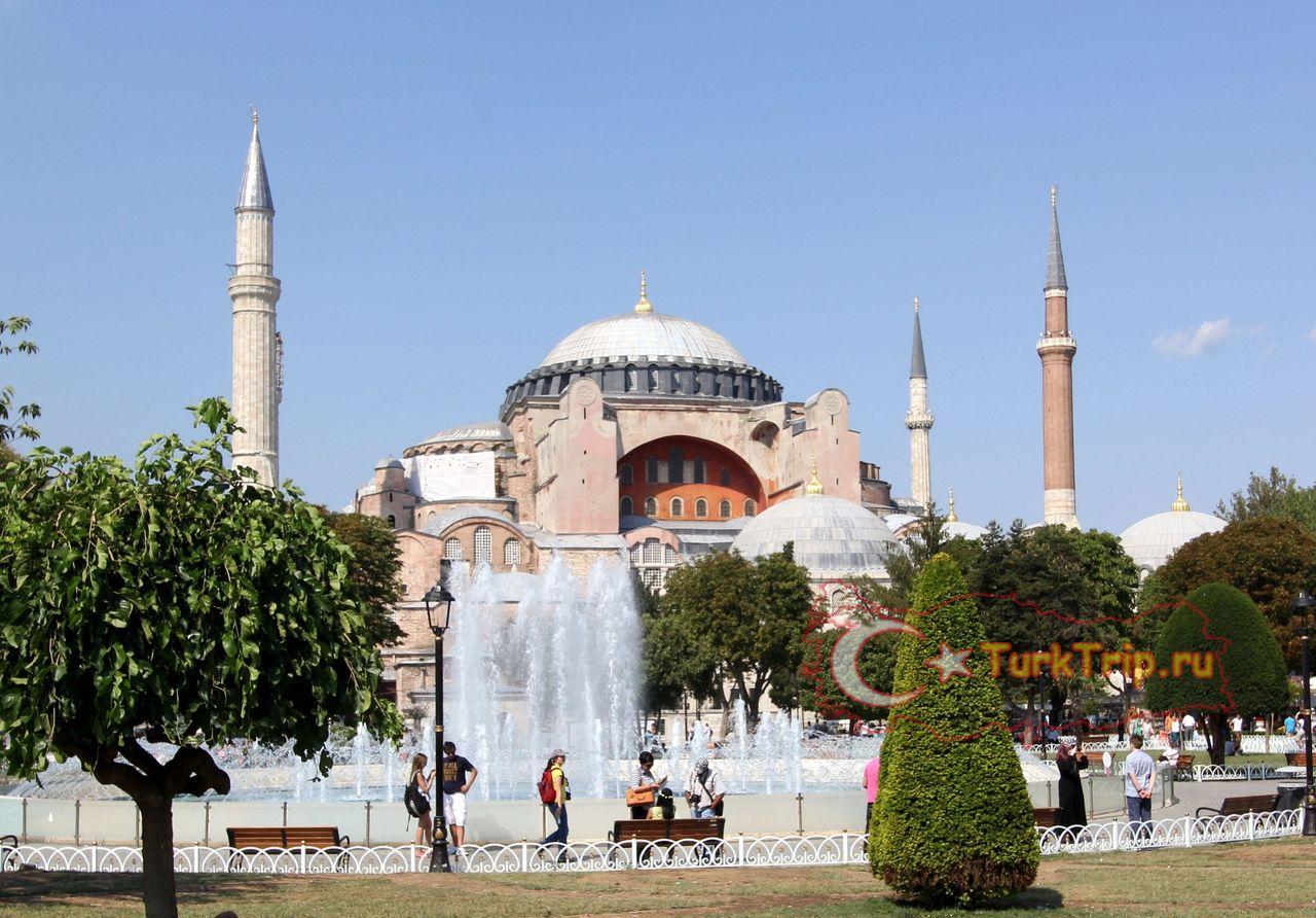 Достопримечательности Стамбула самостоятельно: фото и описание с картами