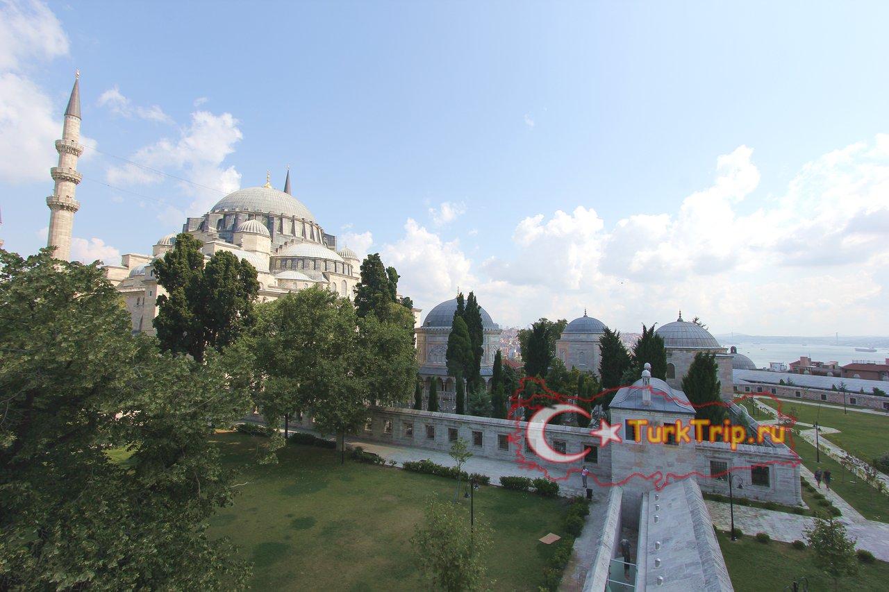 Район Лалели в Стамбуле, фото и видео, Лалели на карте Турции