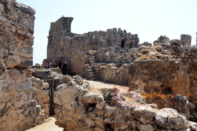 Крепость Эхмедек