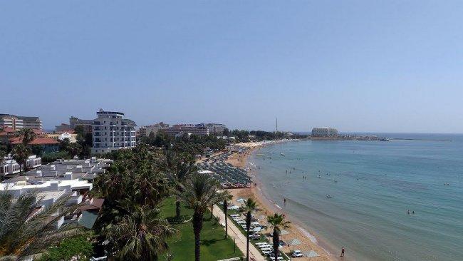 Пляж в Авсалларе