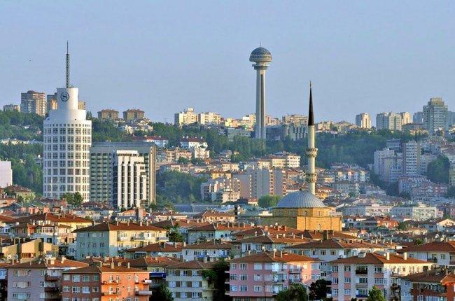 фото города анкара