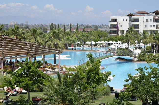 Barut Hotels Lara Resort Spa and Suites