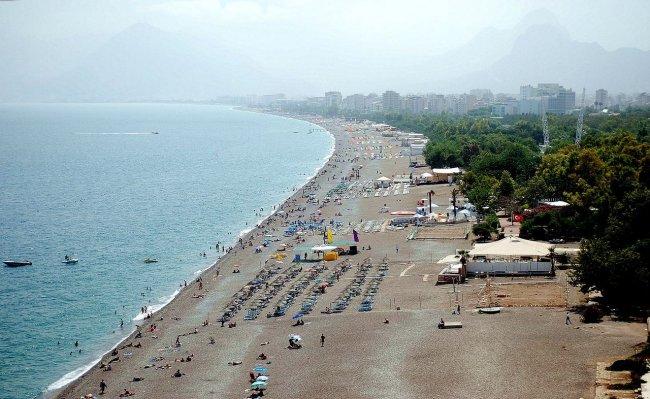 Пляж Коньяалты