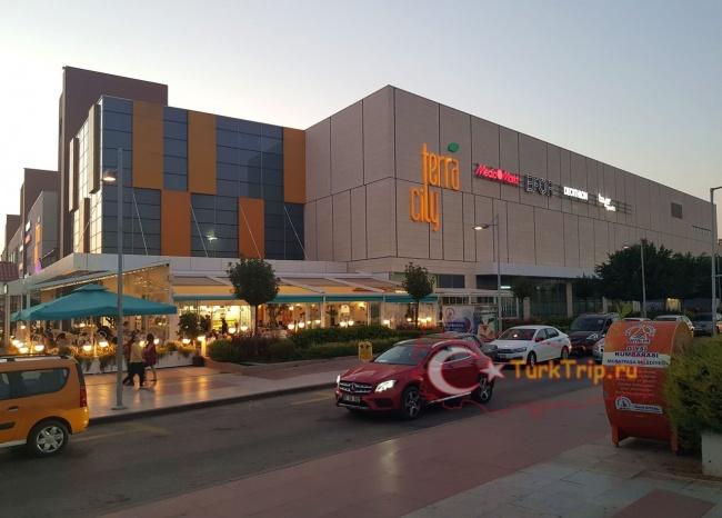 Торговый центр Терра Сити