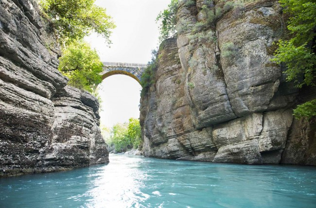 Национальный парк Каньон Кепрюлю