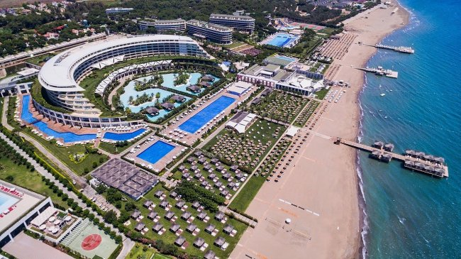 Отель Maxx Royal Belek Golf Resort