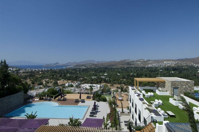 Отель Ramada Resort Bodrum