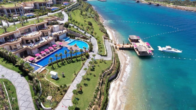 The Bodrum By Paramount Hotel