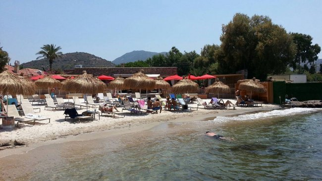 Частный пляж Suu Mare Lounge And Beach