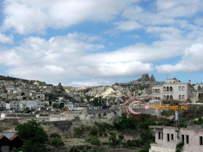 Долина в Каппадокии