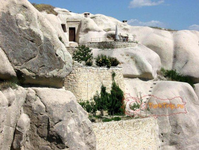 Пещера в Каппадокии
