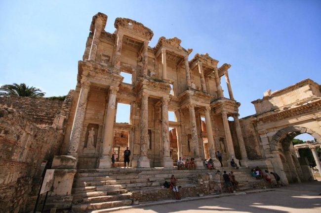 раскопки Эфеса