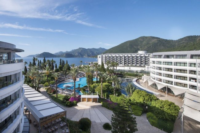 Отель D-Resort Grand Azur Marmaris