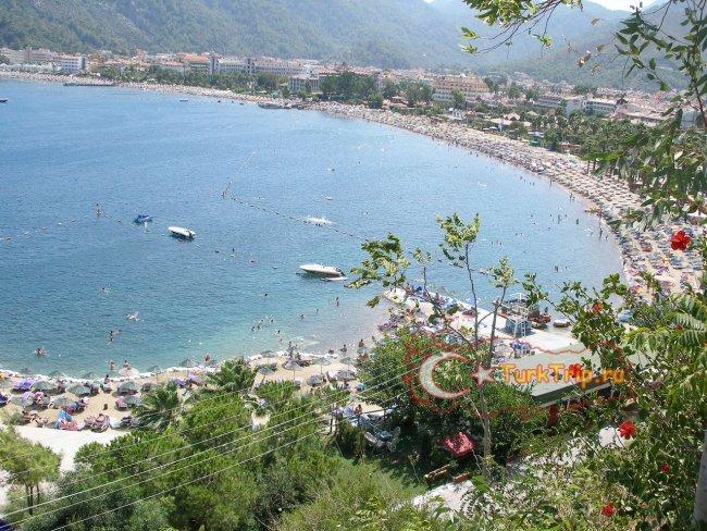 Мармарис - один из лучших курортов для молодежи в Турции