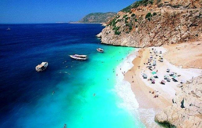 Фото пляжа Капуташ