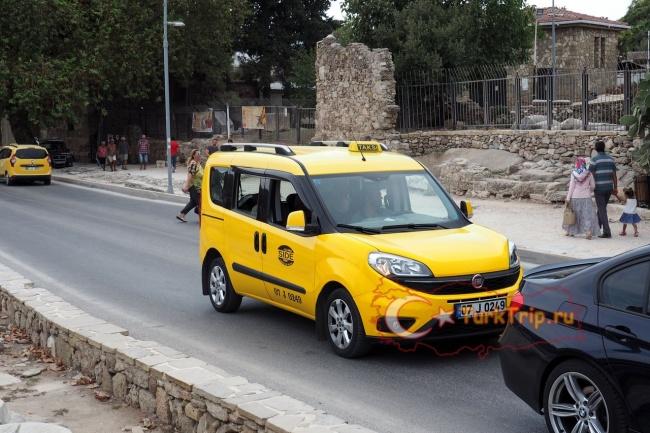 Такси в Сиде