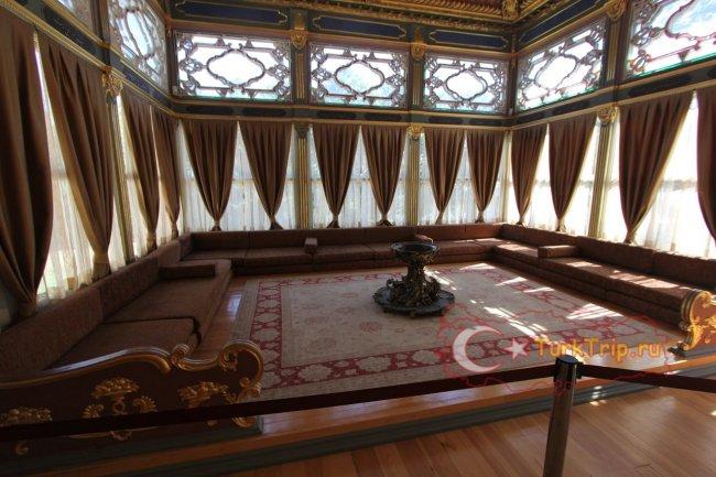 Дворец Топкапы фото