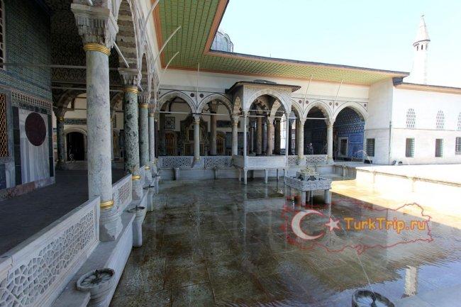 Турция Дворец Топкапы фото