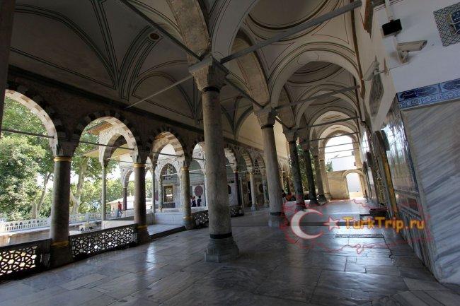 Фото Дворца Топкапи в Стамбуле