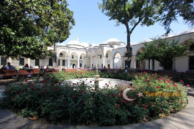 Парк во Дворце Топкапи