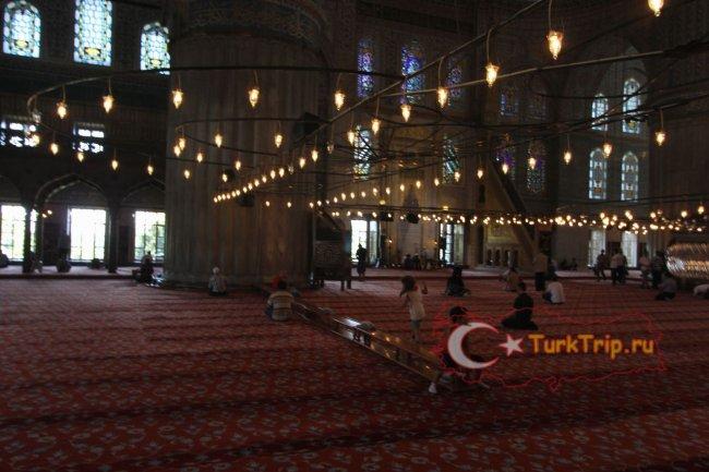 Место для молитвы мужчин
