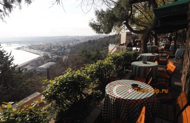 Кафе на холме Пьер Лоти