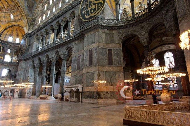 Фото Софийского собора в Стамбуле