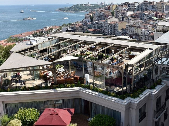 Отель CVK Park Bosphorus Hotel Istanbul