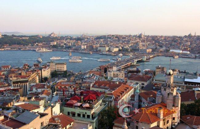 Стамбул - город в Турции