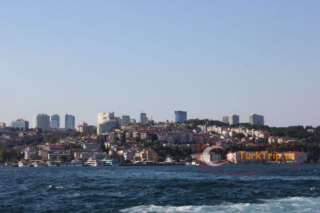 Европейский берег Стамбула