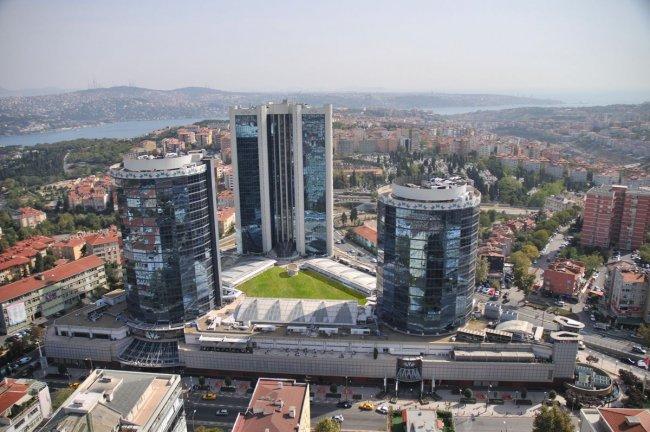 Торговый центр Акмеркез