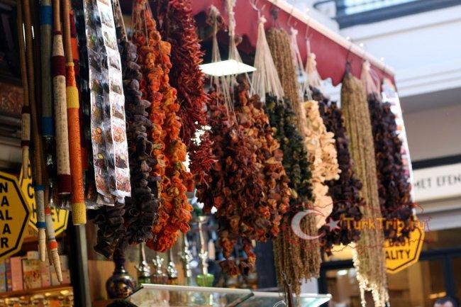 Пряности на Египетском рынке