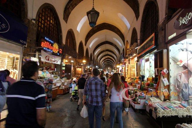 Египетский рынок специй в Стамбуле фото