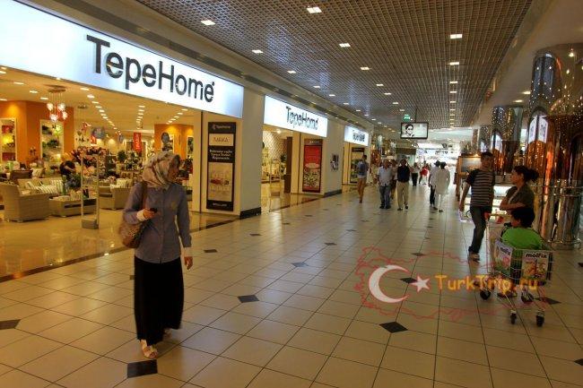 Торговый центр Джевахир первый этаж