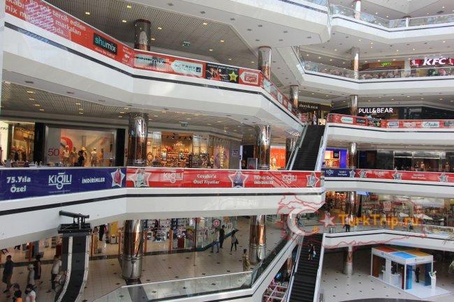 Торговый центр Джевахир Стамбул