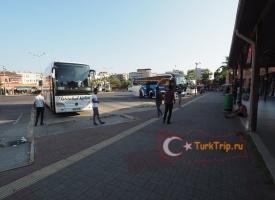 Автовокзал Алании