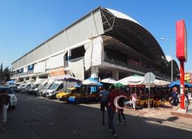 Рынок Чаршамба