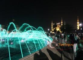 Стамбул в сентябре