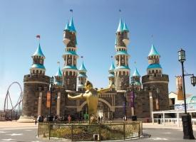 Парк развлечений Исфанбул (бывший Виаленд)