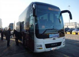 Автобус компании Havabus