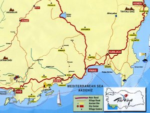 Карта Финике