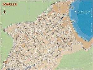 Карта Ичмелера