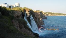 Нижний Дюденский водопад