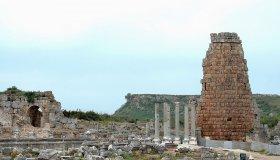 Руины Перге
