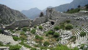 Амфитеатр в Термессосе