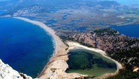 Дельта реки Дальян и пляж Изтузу