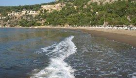 Пляж Саригерме