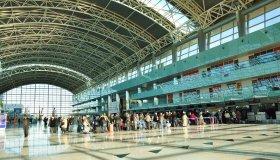Аэропорт в Измире