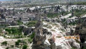 Экскурсия в Каппадокию